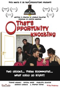 That's Opportunity Knocking poster2